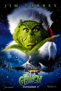How the Grinch Stoled Christmas