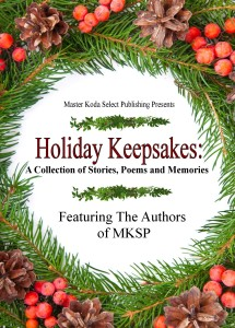 Cover from Holiday Keepsakes Authors of MKSP