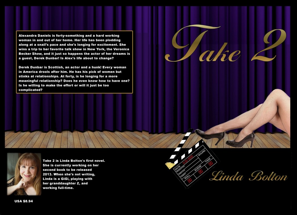 Cover from Take 2 Author Linda Bolton